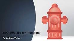 Plumbers SEO Services, SEO for Plumbers, Plumbing Internet Marketing