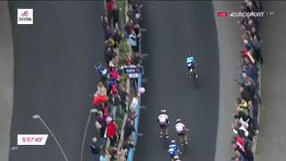 Giro d'italia 2019 Stage 4 Finish Win Carapaz