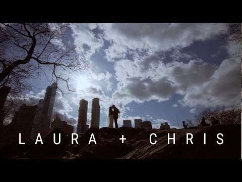 Lovely UK Couple Elopes To New York City | NYC Wedding Video In Central Park's Cop Cot