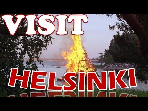 Visit Helsinki, Finland: Things to do in Helsinki - Stadi Hesa
