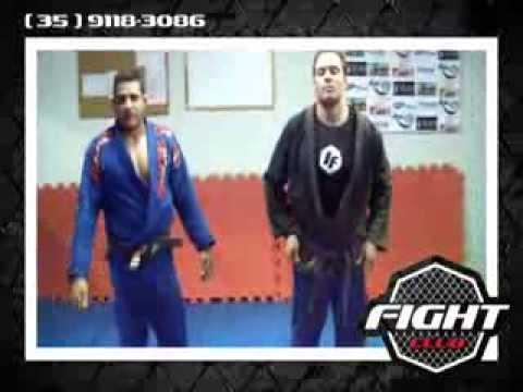 Técnica da Semana - Jiu Jitsu - Aula 08