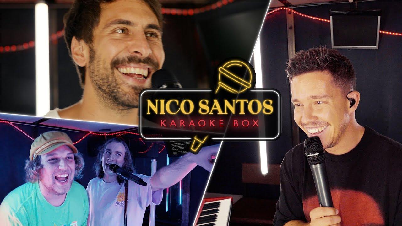 Download Der erste RAMMSTEIN Song wurde gewünscht 😱  Wer könnten die Gäste sein?   Nico Santos Karaoke Box