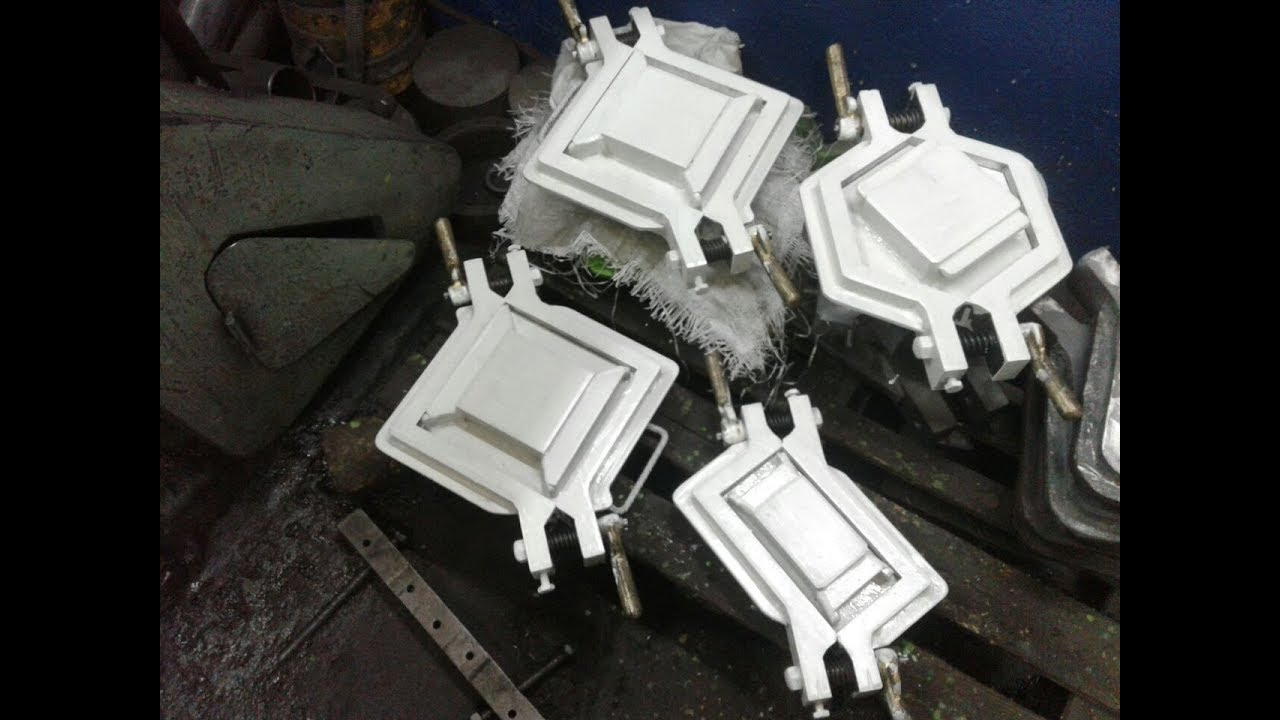 hydraulic tile making machine cement tile molds