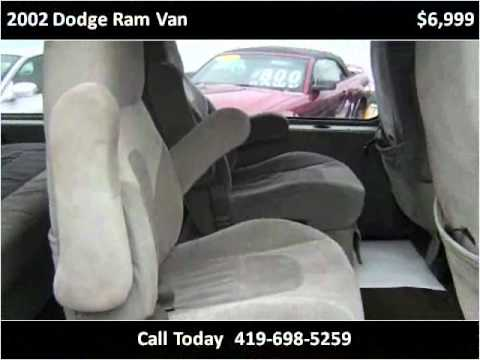 2002 Dodge Ram Van available from City Wide Auto Credit - D.