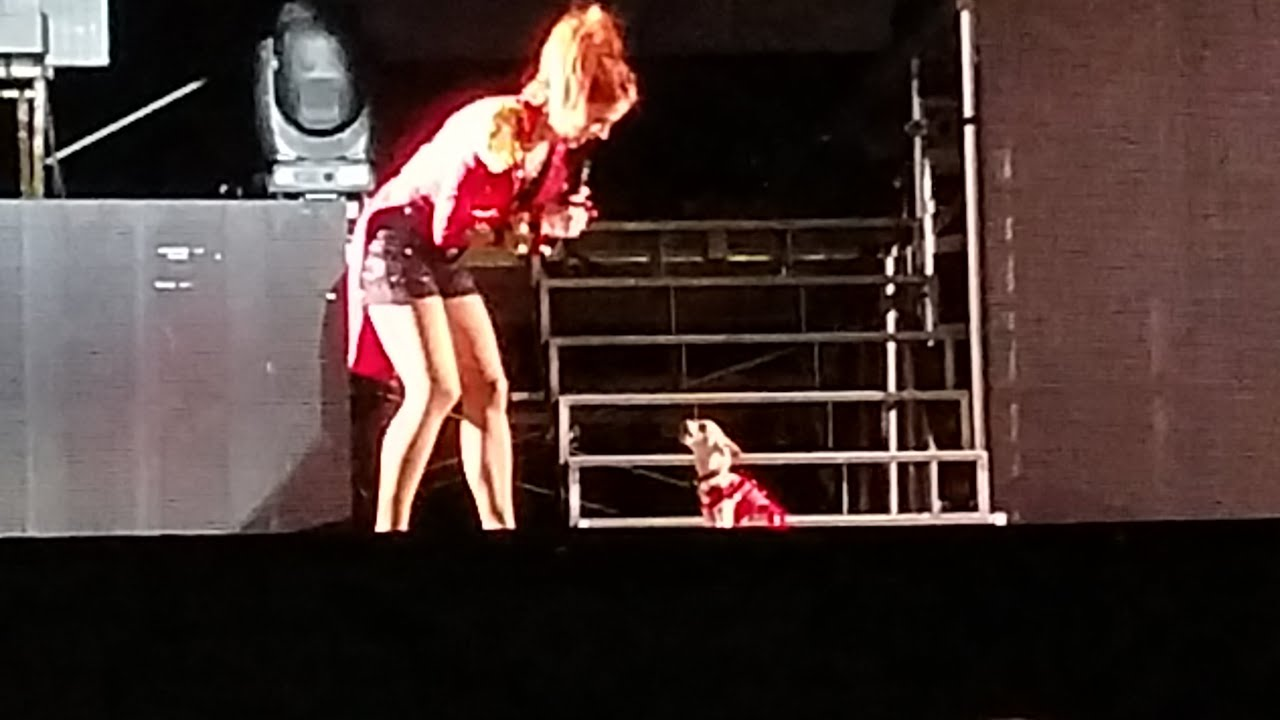 Lindsey Stirling - Lunalatte on Brave Enough tour 2016 @ Bonney Field Sacramento 9/24/16