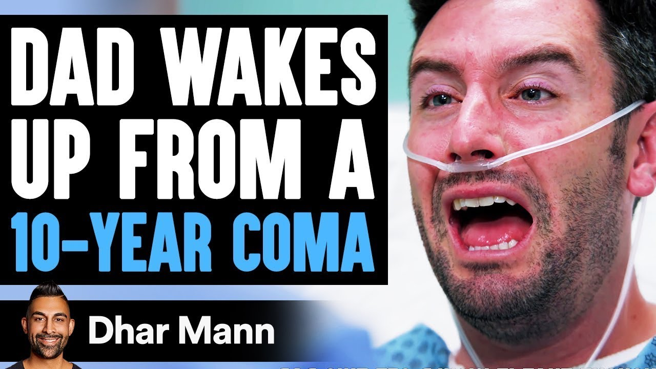 Download Dad Wakes Up From A 10-YEAR COMA, What Happens Is Shocking | Dhar Mann