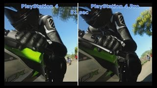 PS4 vs. PS4 Pro | Test starting, loading and saving | 1080p Video