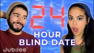 Stuck On A Blind Date For 24 Hours