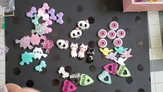 "HAUL Etsy ""Happy Kawaii Supplies"", @adannap_destash and michaeks"