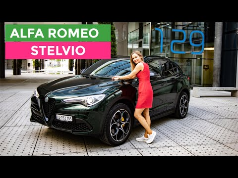 Alfa Romeo STELVIO -  Charming Italian? Think Again