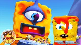 SpongeBob SquarePants & Nicktoons GLOBS OF DOOM - All Cutscenes [1080p]