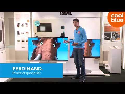Loewe Bild 1.40 Televisie Review (Nederlands)