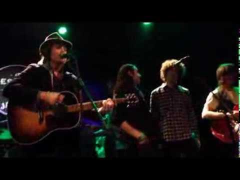 Lukas Haas, Dhani Harrison & Jack Dishel Covers Congratulations - Dylan Fest 2013 [live]
