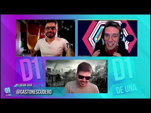 #D1 DESDE CASA/ PROFECÍAS 2021, TELEGRAM VS WHATSAPP, EL ROCK Y LA NUEVA NORMALIDAD