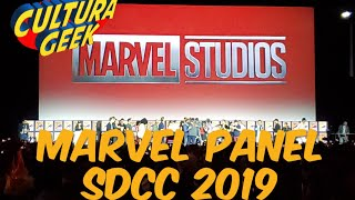 Panel de Marvel desde Hall H - San Diego Comic-Con