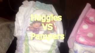 Huggies Vs Pampers (Pull ups Review)