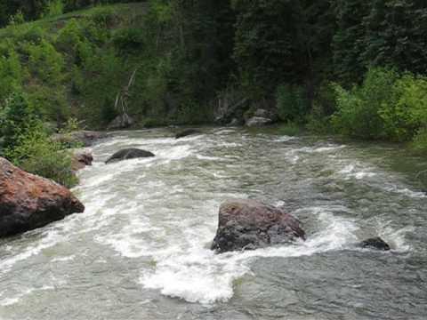 Cimarron River, Colorado