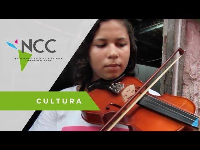 En la pobreza la esperanza surge del violín