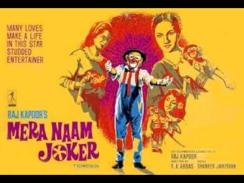 Download Mera Naam Joker Blu-ray HD Full Movie |Raj Kapoor |Rishi Kapoor |Mukesh |Simi Garewal |Manoj Kumar