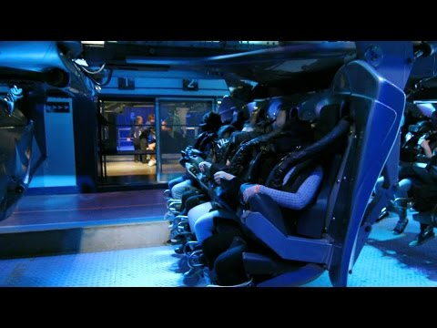 ALTON TOWERS | Riding Galactica & The Smiler