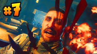 "Call of Duty BLACK OPS 3 Walkthrough (Part 7) - Campaign Mission 7 ""RISE & FALL"" (COD 2015 HD)"