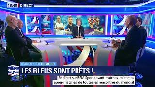 """Courbis : """"Perdre contre les Croates serait pire que de perdre contre le Portugal chez nous !"""""""