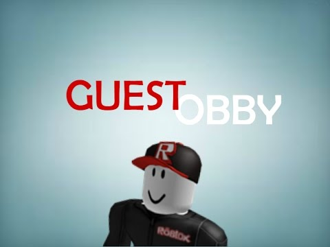 Guest Obby Roblox Youtube