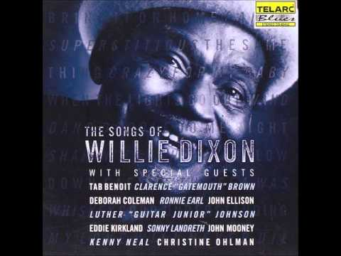 The Songs of Willie Dixon ~ Kenny Neal - Bring It On Home ~