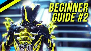 Warframe Beginners Guide Part 2 - Farming Your First Warframe, Platinum Trading, Mods, & Codex