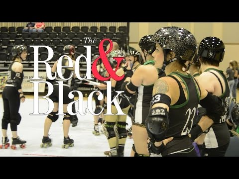 Classic City Roller Girls vs Atlanta Men
