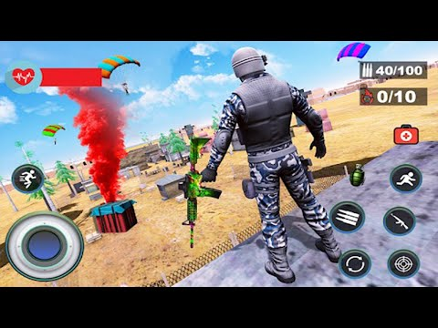 Counter Terrorist Commando Mission - Android GamePlay - Shooting Games Android