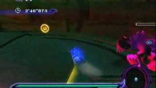 Sonic Unleashed (Wii) - EggmanLand Night Stage 5: Dark Gaia Cauldron