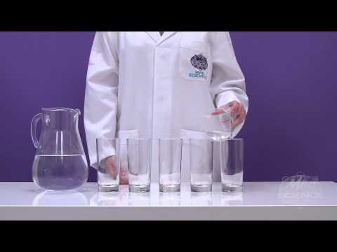 Mad Science of West New Jersey - Water Symphony Experiment