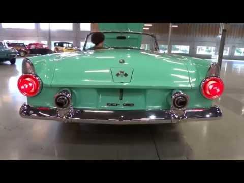 1955 Ford Thunderbird ORD #0061
