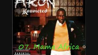 Akon   Konvicted Album Preview Free download full album