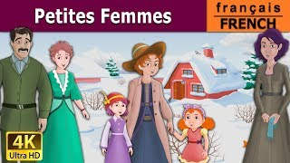Petites Femmes - histoire pour s'endormir - contes de fées en français - 4K UHD - French Fairy Tales