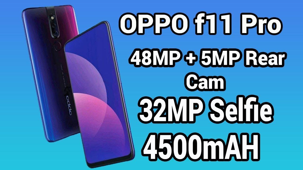 Oppo f11 pro   Killer Phone   48MP Camera   4500mAh Battery   6GB ...