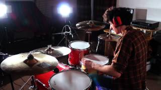 Julián Percossi - Converge - Aimless Arrow Drum Cover