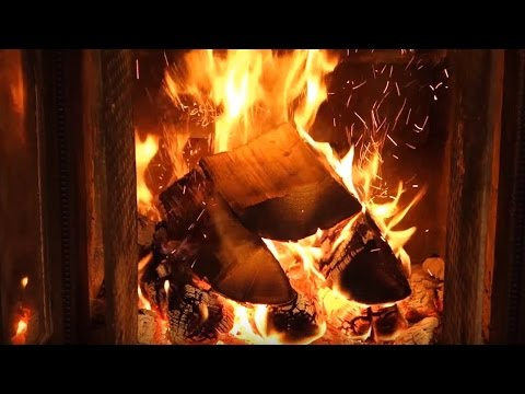 Official Christmas Carols 2016 🎅🏼 2 HOURS BEST🔥 Fireplace and Christmas Music video