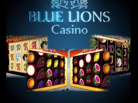 Neues Merkurcasino, das Blue Lions Casino