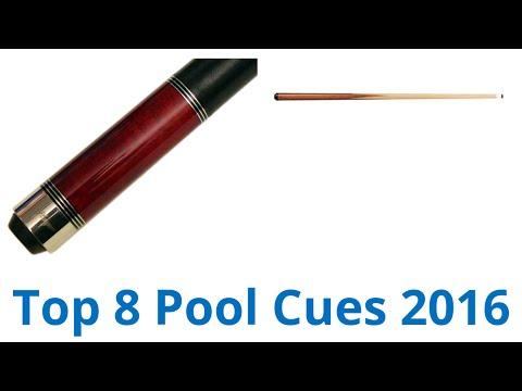 8 Best Pool Cues 2016