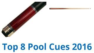 Pool Sticks - 8 Best Pool Cues 2016