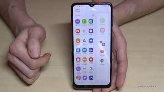 Samsung Galaxy A32 (5G): First 10 Things To Do! (Set up your Phone!) screenshot 4