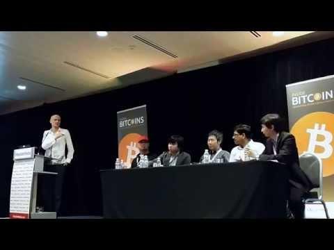 Panel: Bitcoin for brick and mortar merchants| Inside Bitcoins Singapore 2015
