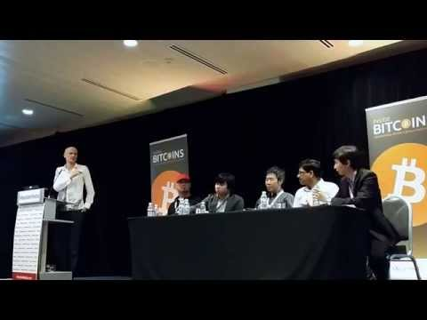 Panel: Bitcoin For Brick And Mortar Merchants| Inside Bitcoins Singapore 2015