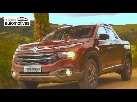 VÍDEO: Fiat Toro - Clipe Oficial