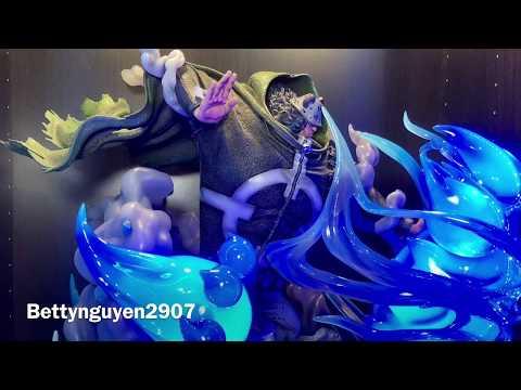 One Piece - Unboxing Resin Statue Bathorlomew Kuma - Last Sleep Studio