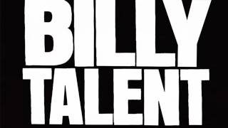 Man Alive - Billy Talent