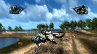 MX vs ATV REFLEX - Custom Track Review - FPR National