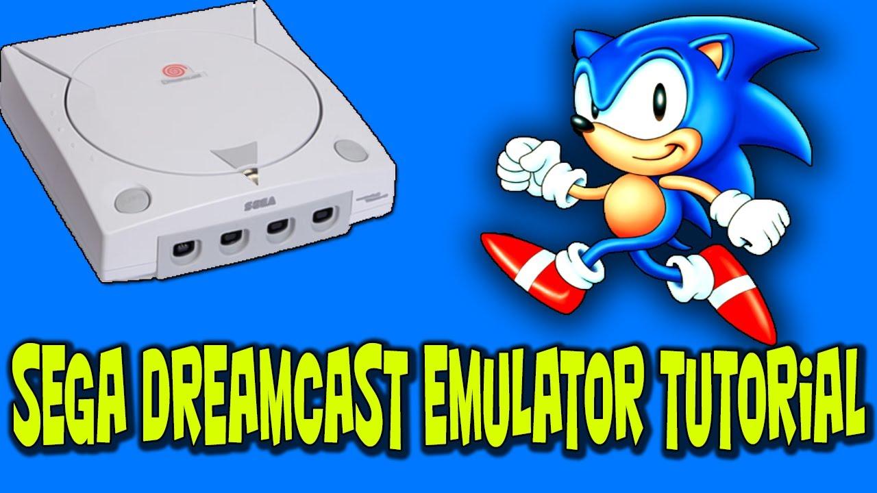 Easier) How to install an emulator for Sega Dreamcast + +